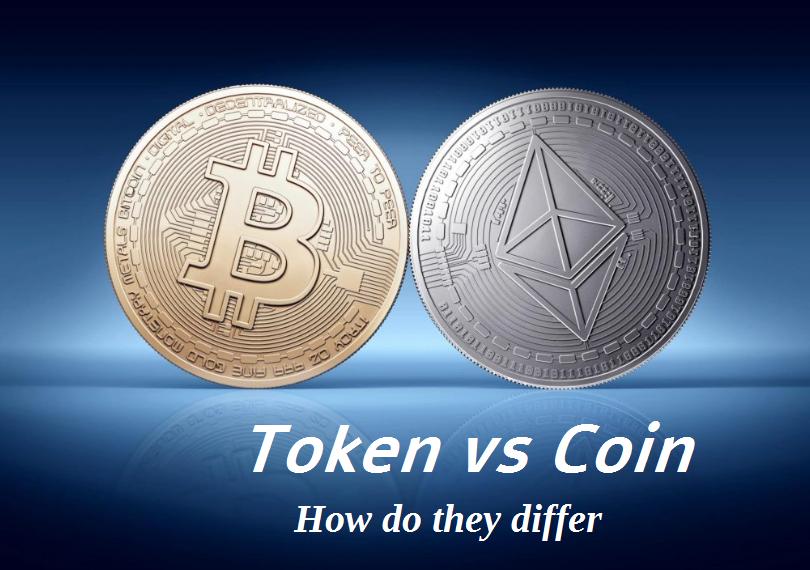 トークンとコインの違いに迫るアイキャッチ画像