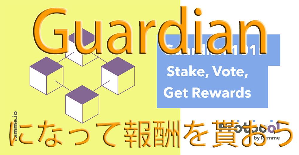 Guardian 101 マニュアルのイメージ